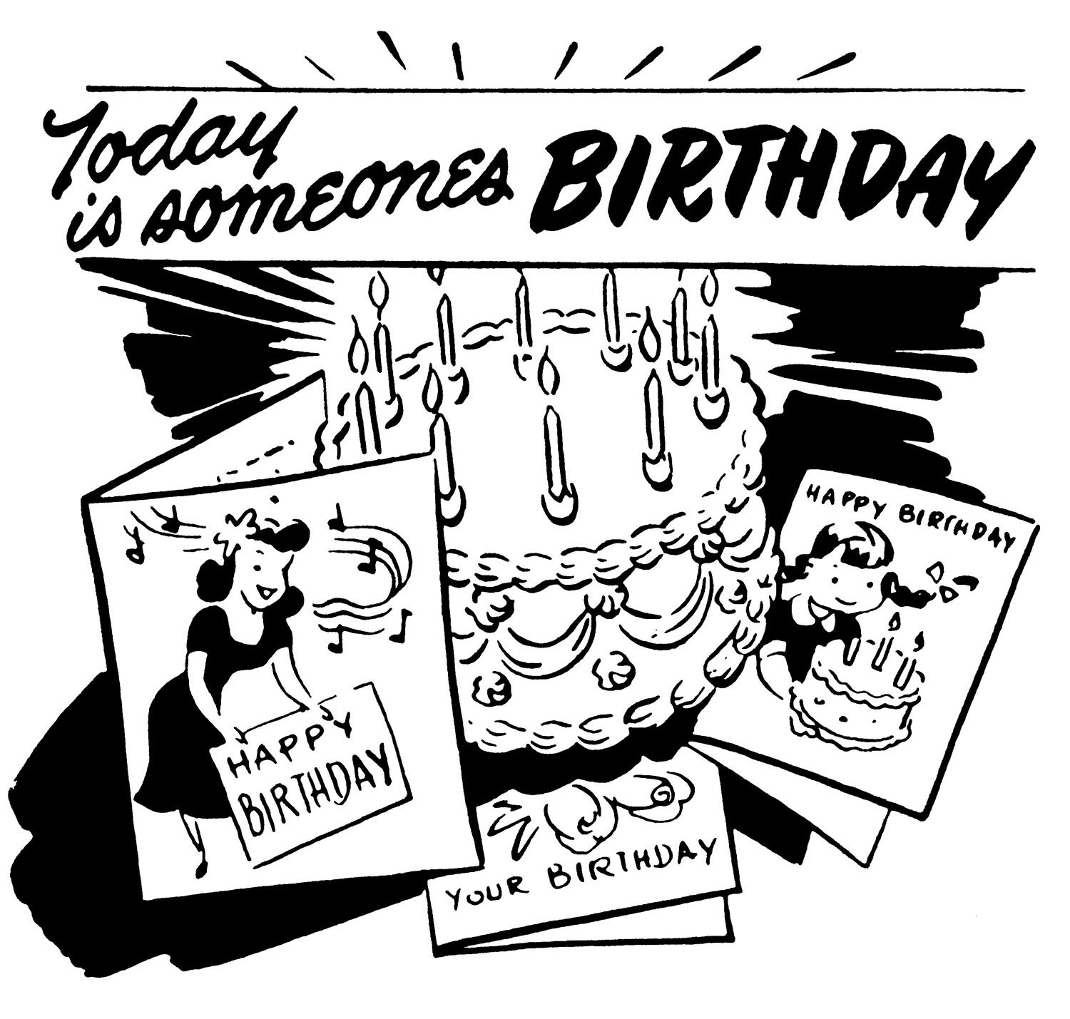 Five Most Common Birthday Greetings Written On Facebook Little